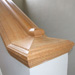 Detail of 450 mm Wide Handrail