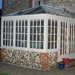 Painted Hardwood Conservatory